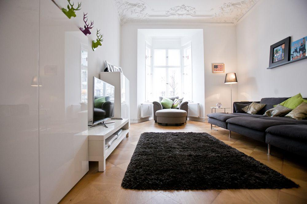 Apartment i privatbau innenarchitektur for Sabine oster innenarchitektur