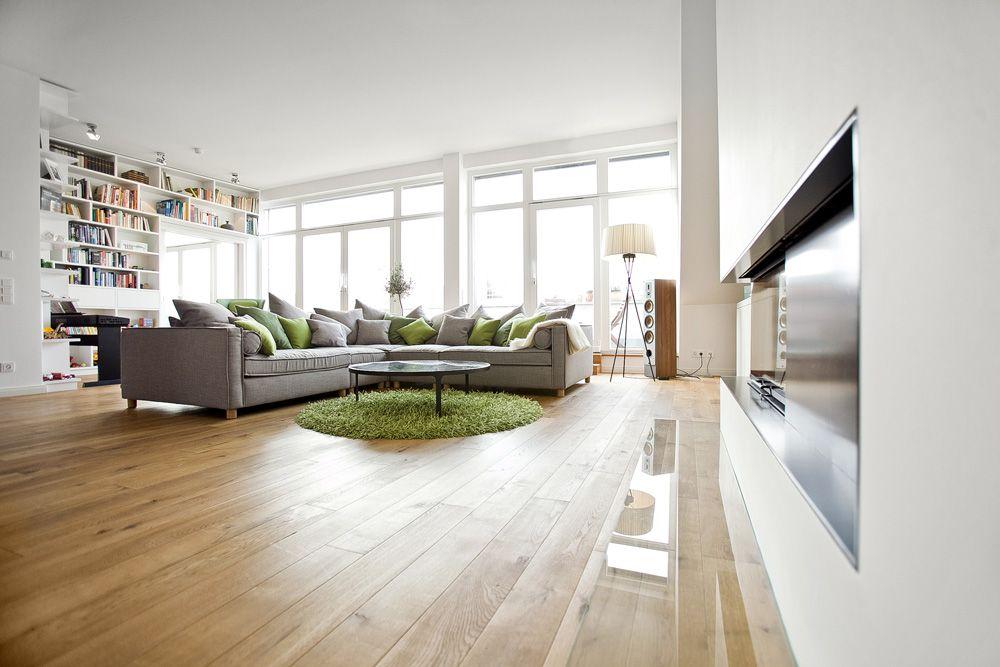 penthouse i privatbau innenarchitektur. Black Bedroom Furniture Sets. Home Design Ideas